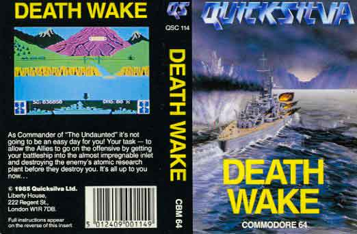 Cassette inlay for Death Wake